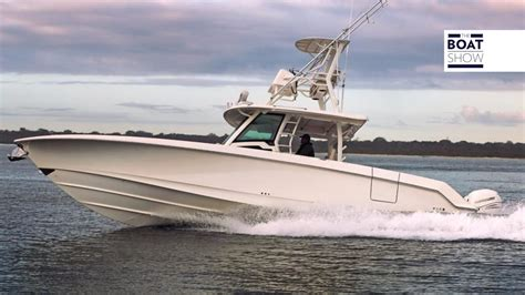 Whaler Fishing Boats by Eng Boston Whaler 380 Outrage Fishing Boat Test The