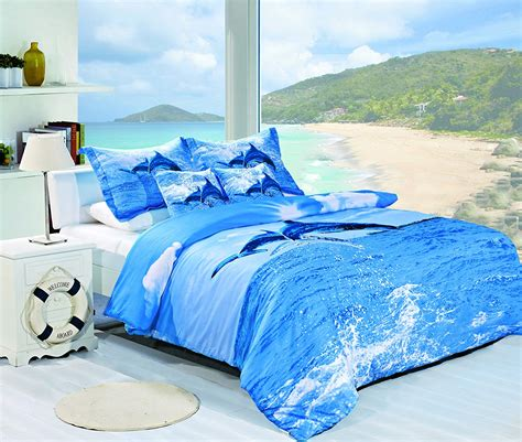 bedding bedding for a touch of the sea in your bedroom Sea