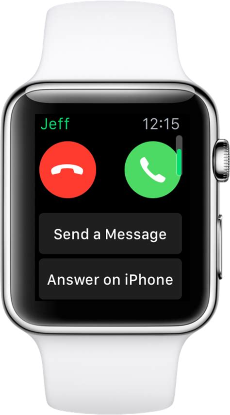 how to answer phone how to use the apple to answer incoming calls on iphone