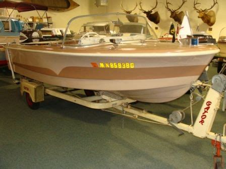 Larson Runabout Boats by 1962 Larson Boat All American Runabout Classic Boats