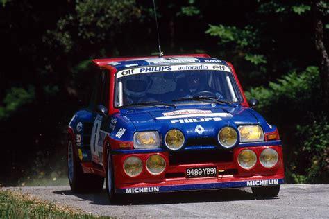 renault rally r5 maxi turbo les trente ans de la r5 turbo diaporama