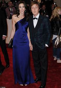 Paul McCartney engaged to girlfriend Nancy Shevell | Daily ...