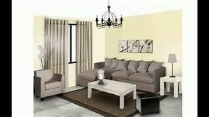 Idees Deco Salon : idees deco peinture youtube ~ Melissatoandfro.com Idées de Décoration