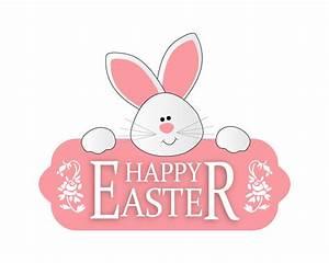 Easter Bunny Cute Clipart Free Stock Photo - Public Domain ...