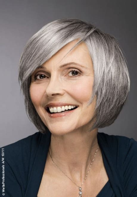 graue haare frisuren vorschläge frisuren f 252 r graue haare