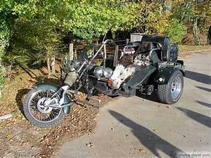 Moto A 3 Roues : moto chopper 3 roues ~ Medecine-chirurgie-esthetiques.com Avis de Voitures
