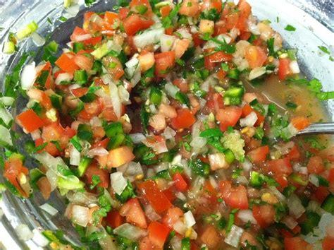 how to make salsa how to make pico de gallo fresh salsa recipe snapguide