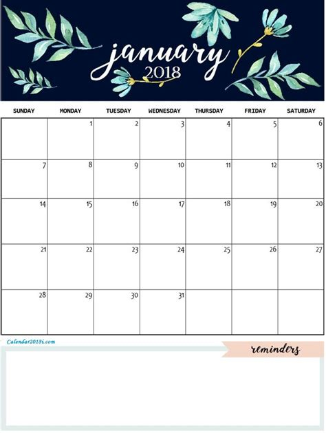 january calendar design maxcalendars january calendar