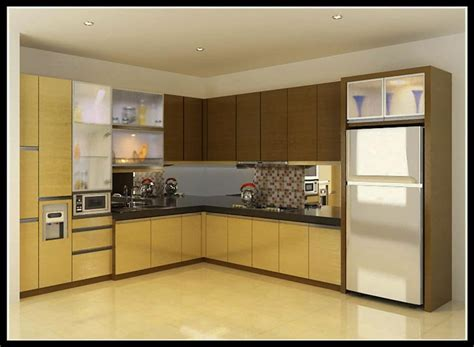 furniture kitchen set kumpulan gambar desain kitchen set minimalis untuk rumah