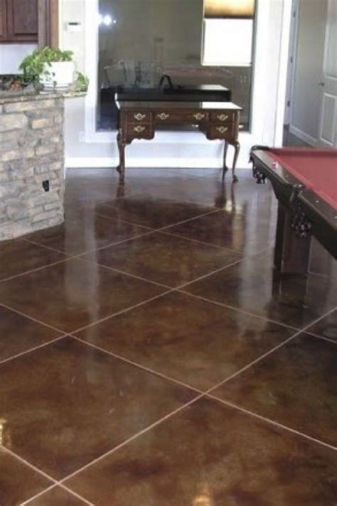 Interior Concrete Floors Las Vegas   Flooring Ideas and