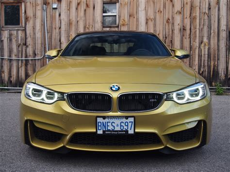 Review Bmw M4 Coupe by Review 2015 Bmw M4 Coupe Canadian Auto Review