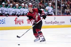 Arizona Coyotes: Michael Stone Wins Player Of The Game ...