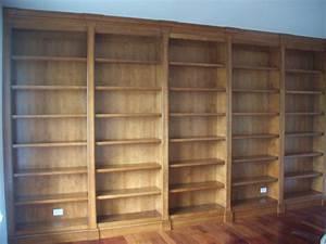 BOOKCASES :C A Custom Woodworking Inc