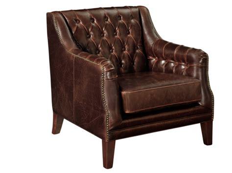 le fauteuil de colbert fauteuil vintage en cuir vieilli chocolat colbert