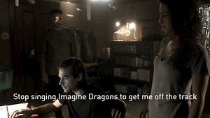 Imagine Dragons Quentin GIF by SYFY - Find & Share on GIPHY