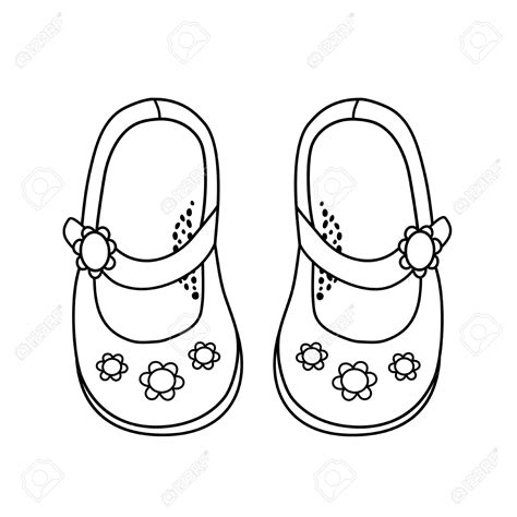 shoe clipart black and white shoes clipart black and white clipartxtras