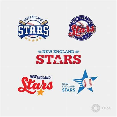 Baseball Team Logos Branding Uploaded
