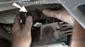 Car Repair World  Abs Computer Module Replacement