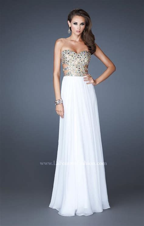 La Femme prom dresses 2021 - prom dresses Style #18602 ...