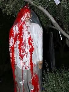Deco Halloween Diy : scary halloween party decorations homemade designcorner ~ Preciouscoupons.com Idées de Décoration