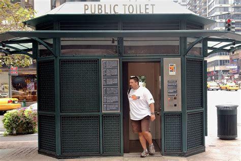 find clean bathrooms   york city