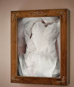 new trend on the rise framing your wedding dress With frame your wedding dress