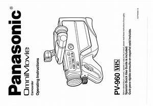 Pv-960 Manuals