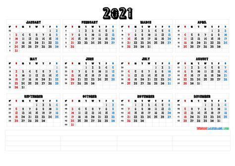 calendar  week numbers printable  templates