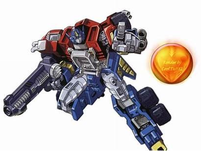 Prime Optimus Transformers Armada Deviantart Render Tlk