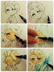 Cute Anime Boy Drawing Chibi Anime Collection