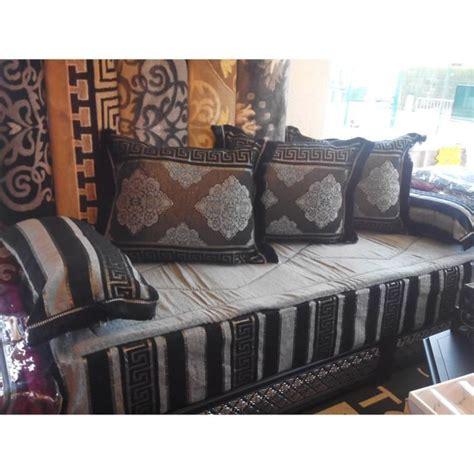tissu pour canapé marocain kit tissu salon marocain tlamet achat vente housse de
