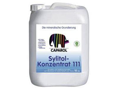sylitol konzentrat 111 грунд caparol sylitol konzentrat 111 цена на грунд caparol sylitol konzentrat 111