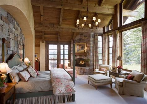 casual master bedroom ideas casual country rustic bedroom by jerry locati