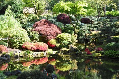 portland japanese garden botanic garden in portland