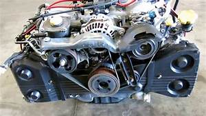 Jdmallianceusa Com - Jdm Subaru Legacy Ej25 2 5l Dohc Engine Video - Ej25-988928