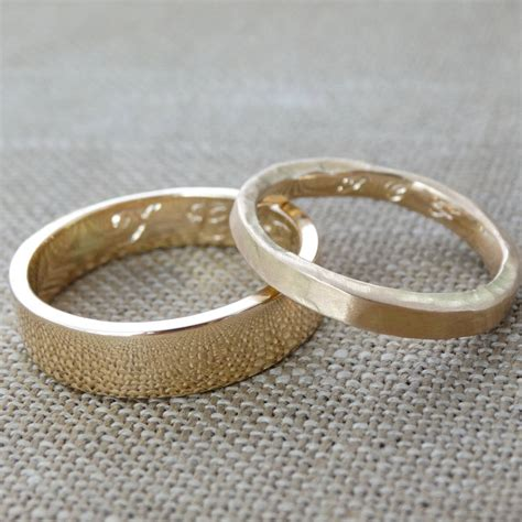 make your own wedding rings experience day for two by magnus notonthehighstreet com