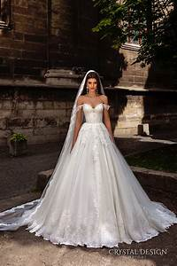 attractive wedding dress design compare prices on latest With crystal design wedding dresses price