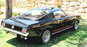1965 Mustang Fastback in QLD