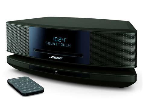 bose cd radio bose wave soundtouch system iv remote cd player and