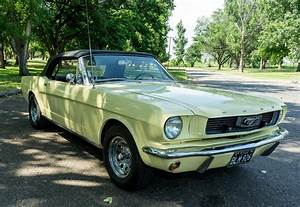 1966 Mustang Convertible For Sale
