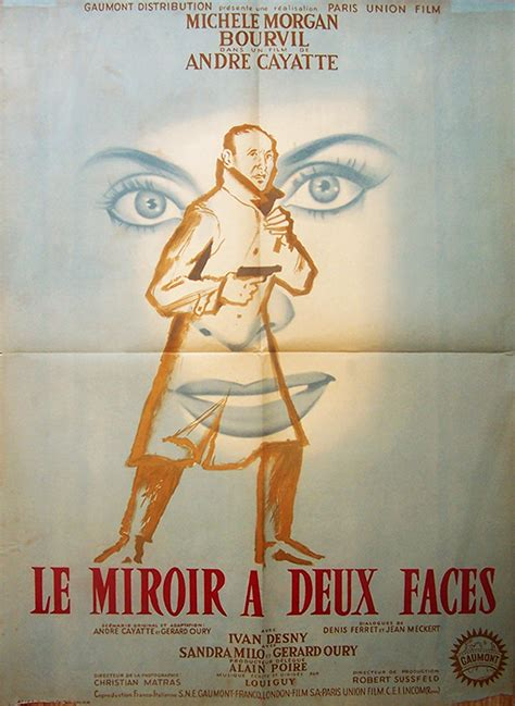 le miroir a deux faces le miroir a deux faces cin 233 images