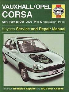 Vauxhall Opal Corsa Holden Barina 2000 2003 Haynes Service