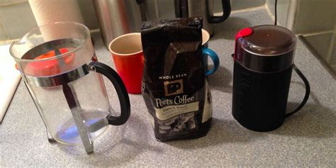 I recently started using a french press and while it has proven extremely useful for loose tea, i didn't get around to buying coffee until recently (i don't have a cold brew or not i think exposing someone who is interested in cold brew to a great iced coffee method is worthwhile. How to use a French press holiday - Business Insider