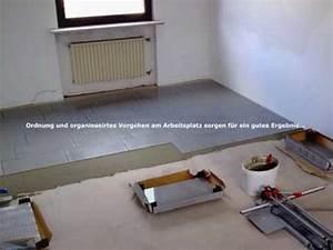 Fliesen Richtig Verlegen : fliesen verlegen youtube ~ Lizthompson.info Haus und Dekorationen