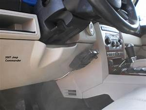 2007 Jeep Commander Truck Brake Controller Installation