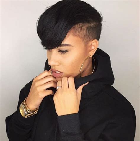 Edgy Black Hairstyles by Edgy Iamleahmariee Http Community