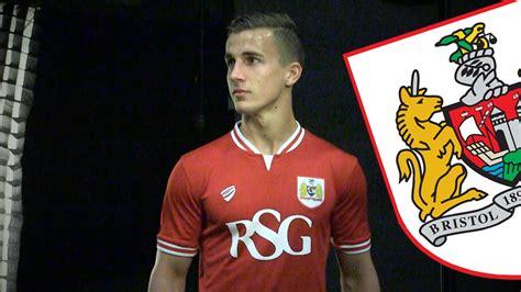 Bristol City's New Home Kit 2015/16 - YouTube