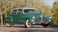Sterling Mccall Fiat by 1947 Cadillac Fleetwood Sedan Mecum Houston 2012 S99
