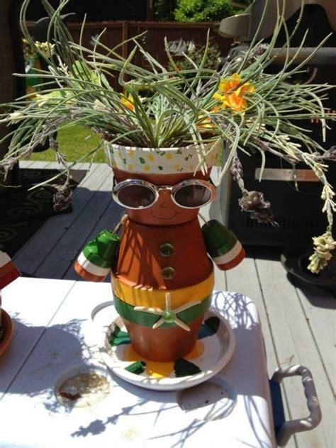 diy clay pot crafts ideas  piece