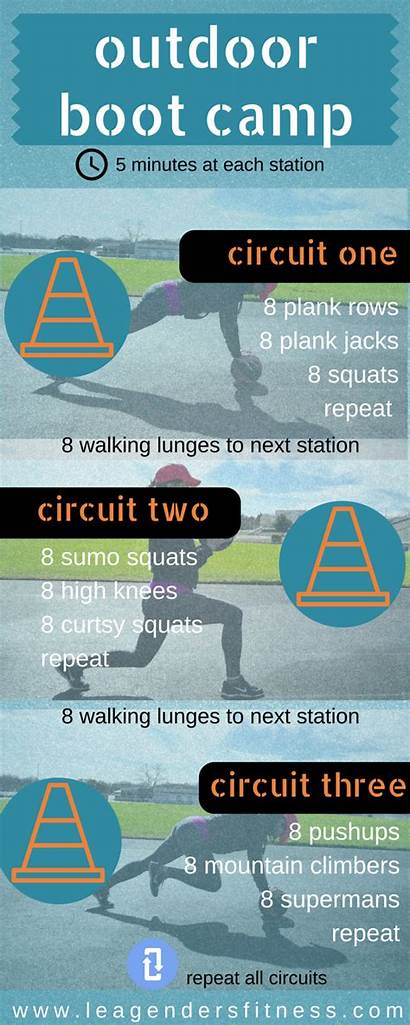 Camp Boot Outdoor Workout Workouts Fitness Outside